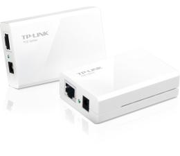 TP-Link Zestaw adapterów PoE TL-POE200 nadajnik+odbiornik (TL-POE200 IEEE 802.3af PoE do 100m)