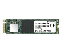 Transcend 256GB M.2 PCIe Gen3 x4 NVMe 2280 (TS256GMTE110S)