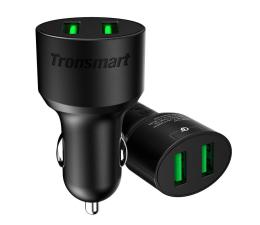 Tronsmart Ładowarka samochodowa 2 x USB QC 3.0 36W (CC2TF)