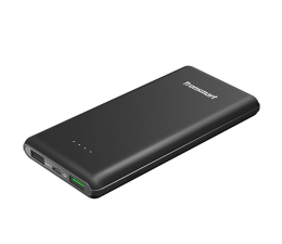 Tronsmart Power Bank Presto PBT10 10000 mAh QC 3.0 czarny (PBT10-B)