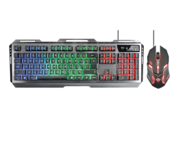 Trust GXT 845 Tural Gaming Combo (22457)