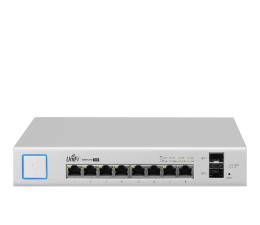 Ubiquiti 10p UniFi US-8-150W (8x100/1000Mbit 2xSFP) PoE+ (US-8-150W)