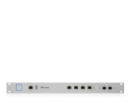 Ubiquiti UniFi Security Gateway Pro (2x1000Mbit 2xRJ45/SFP) (UBI USG-PRO-4-EU)