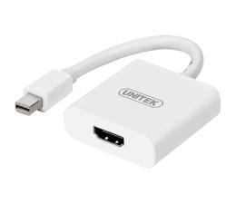 Unitek Adapter mini DisplayPort - HDMI (Y-6325WH)