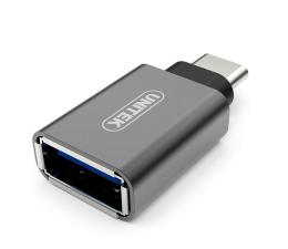 Unitek Adapter USB-C - USB 3.1 (OTG) (Y-A025CGY)