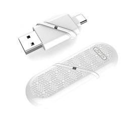 Unitek Czytnik kart microSD USB / USB - C (Y-9323)