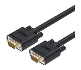 Unitek Kabel VGA/D-SUB do monitora, projektora 8 m (Y-C512A / Y-C512G)