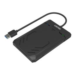 "Unitek Obudowa do dysku 2.5"" (USB 3.1, UASP, 6G) (Y-3036)"