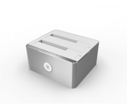Unitek Stacja dokująca 2 x HDD USB3.0 klonowanie (Y-3026)