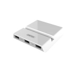 Unitek Stacja dokująca 3 x USB Quick Charge 2.0 (Y-2173A)