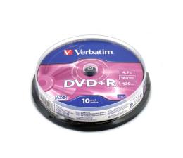 Verbatim 4.7GB 16x (AZO) CAKE 10szt. (43498)