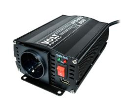 VOLT Przetwornica samochodowa 300 VA / 600W 12/24 V (IPS600DUO)