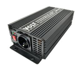 VOLT Przetwornica samochodowa sinus 1000 VA / 800W 12V (SIN100012)