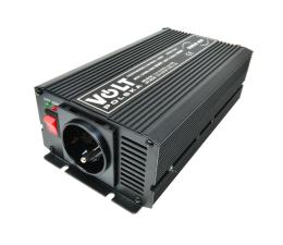 VOLT Przetwornica samochodowa sinus 600VA / 300W 12V (SIN60012)