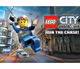 Warner Lego Tajny Agent Undercover (5051892207140)
