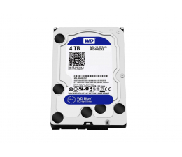 WD 4TB 5400obr. 64MB BLUE (WD40EZRZ)
