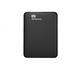 WD Elements Portable 1,5TB czarny USB 3.0  (WDBU6Y0015BBK-EESN)