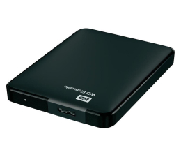 WD Elements Portable 750GB czarny USB 3.0 (WDBUZG7500ABK-EESN)
