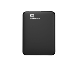 WD Elements Portable 750GB czarny USB 3.0 (WDBUZG7500ABK-WESN)