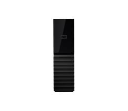 WD My Book 8TB czarny USB 3.0 (WDBBGB0080HBK-EESN)