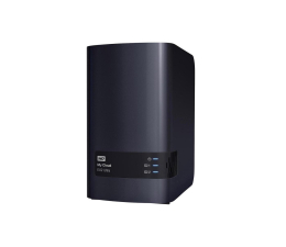 WD My Cloud EX2 Ultra 0TB (WDBVBZ0000NCH-EESN)