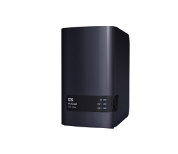 WD My Cloud EX2 Ultra 4TB (WDBVBZ0040JCH-EESN)