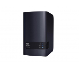 WD My Cloud EX2 Ultra 8TB (WDBVBZ0080JCH-EESN)