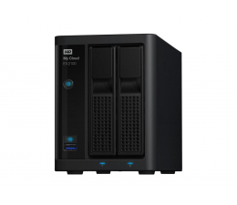 WD My Cloud EX2100 12TB (WDBWAZ0120JBK-EESN)