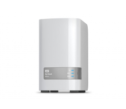 WD My Cloud Mirror Gen.2 4TB biały 10/100/1000Mb/s (WDBWVZ0040JWT-EESN)
