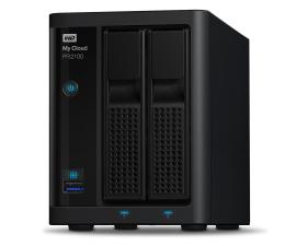 WD My Cloud Pro Series PR2100 20TB (WDBBCL0200JBK-EESN)