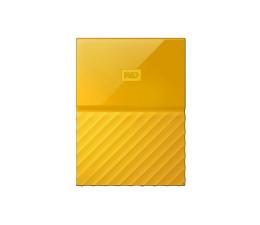WD My Passport 1TB żółty USB 3.0 (WDBYNN0010BYL-WESN)