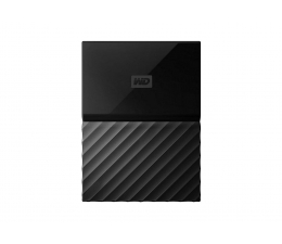 WD My Passport 2TB czarny USB 3.0 (WDBS4B0020BBK-WESN)