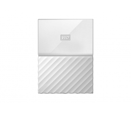 WD My Passport 3TB biały USB 3.0 (WDBYFT0030BWT-WESN)
