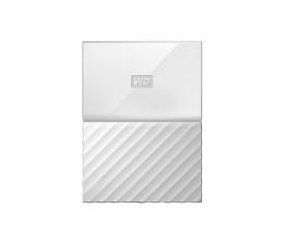 WD My Passport 4TB biały USB 3.0 (WDBYFT0040BWT-WESN)