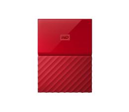 WD My Passport 4TB czerwony USB 3.0 (WDBYFT0040BRD-WESN)