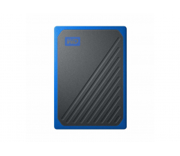 WD My Passport Go SSD 1TB niebieski (WDBMCG0010BBT-WESN)