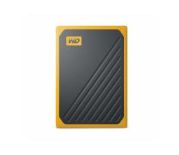 WD My Passport GO SSD 500 GB żółty (WDBMCG5000AYT-WESN )