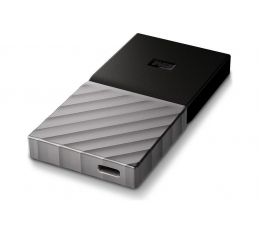 WD My Passport SSD Portable Storage 1TB USB 3.1 (WDBKVX0010PSL-WESN)