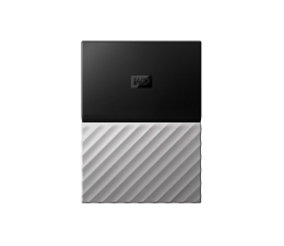 WD My Passport Ultra 1TB Gray  (WDBTLG0010BGY-WESN )