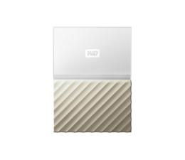WD My Passport Ultra 1TB złoty USB 3.0 (WDBTLG0010BGD-WESN)