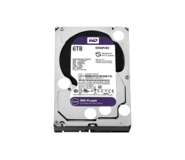WD PURPLE 6TB IntelliPower 64MB  (WD60PURZ)