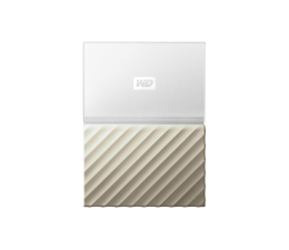 WD WD My Passport Ultra 1TB Gold (WDBTLG0010BGD-WESN)