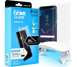 Whitestone Szkło Hartowane Dome Glass do Galaxy S8+ (8809365402243)