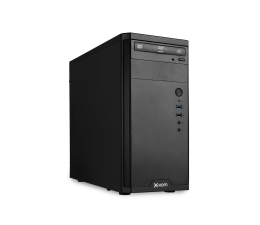 x-kom Home & Office 200 i3-8100/8GB/240/W10X (H20i38I-FOS-B)