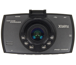 "Xblitz Black Bird Full HD/2,7""/170"