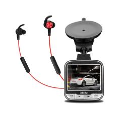 "Xblitz GO SE FullHD/2""/170 + AM61 Sport Bluetooth Red (5902479670720 + AM61 Red)"
