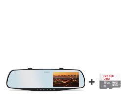 "Xblitz Mirror 2016 Full HD/4,3""/140 + 16GB (315525+409227)"