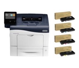 Xerox Xerox Versalink C400DN + 4 tonery dodatkowe (C400V_DN 106R03532  106R03533 106R03534 106R0)