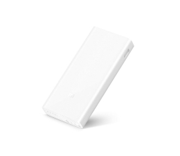 Xiaomi Power Bank 2C 20000 mAh 2.4A (biały)