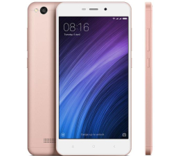Xiaomi Redmi 4A 16GB Dual SIM LTE Rose Gold